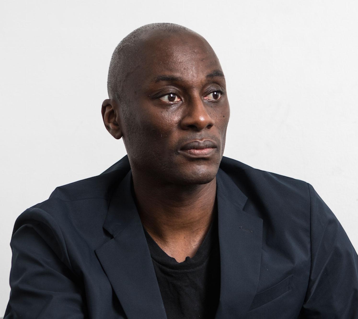 Portrait of Ekow Eshun