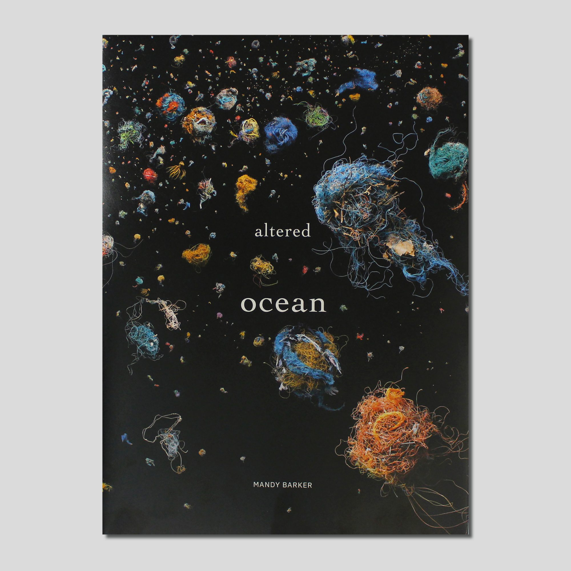 Altered Ocean book