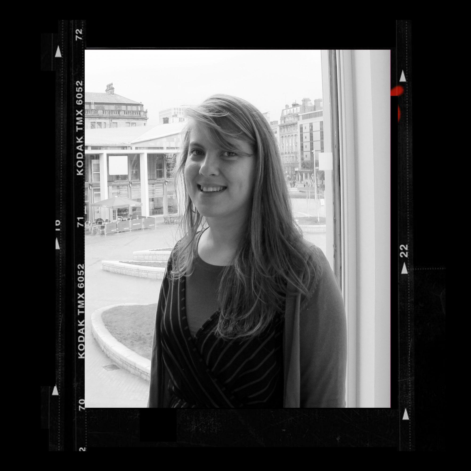 Portrait of Jen Sobol