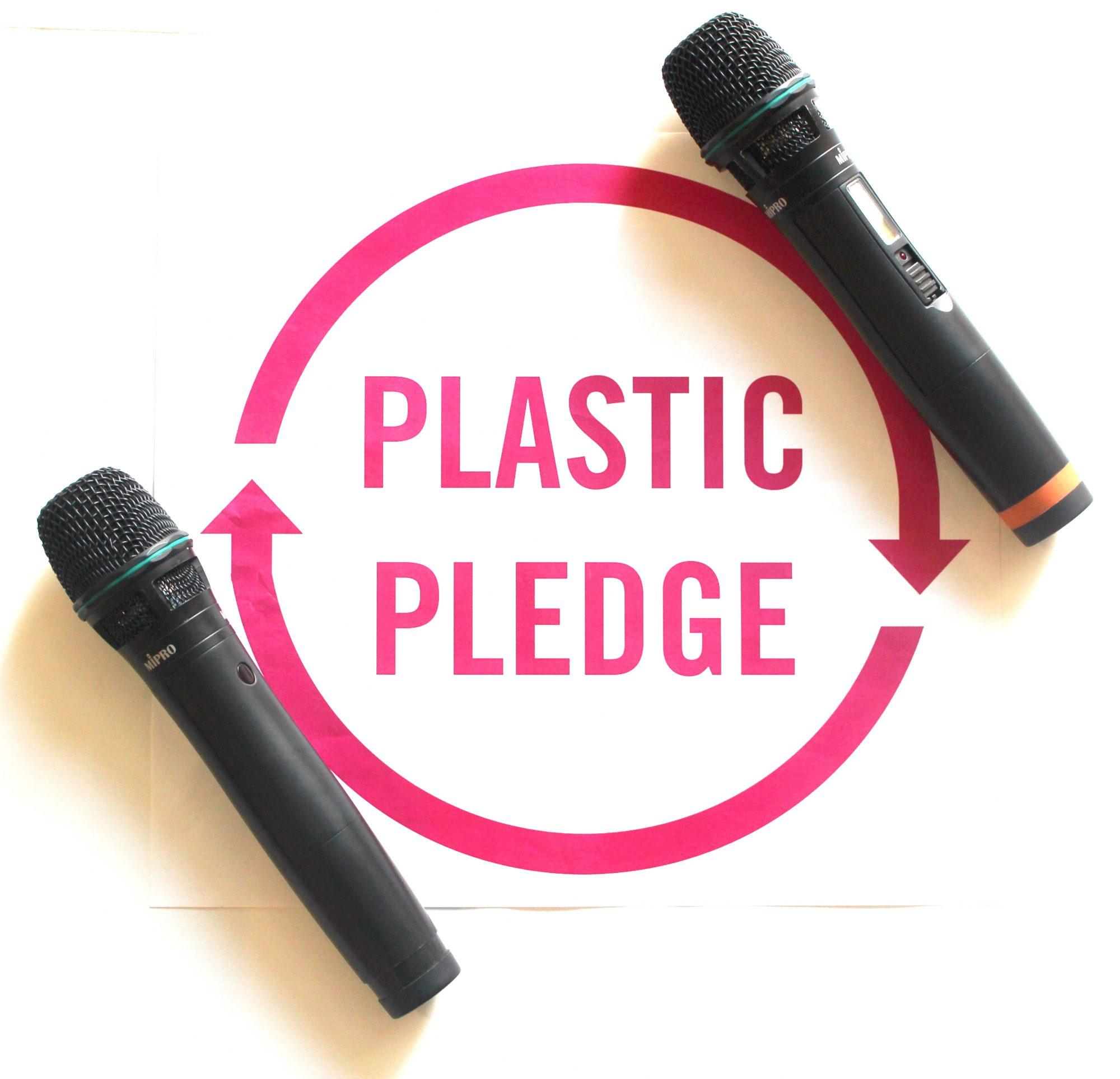 Plastic Pledge logo