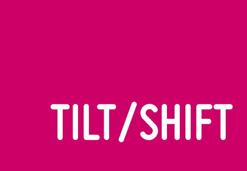 Tilt Shift logo