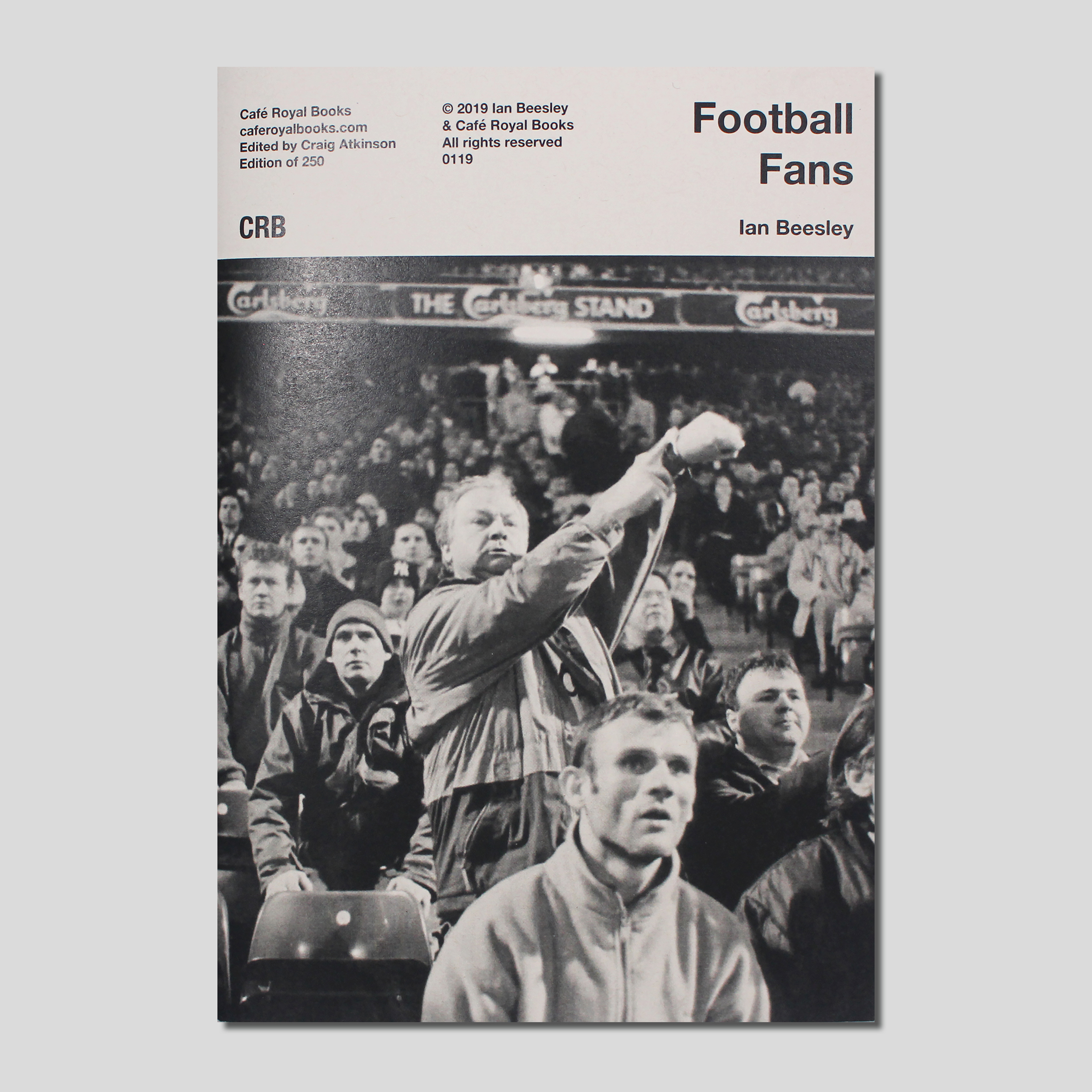 Football Fans by Ian Beesley