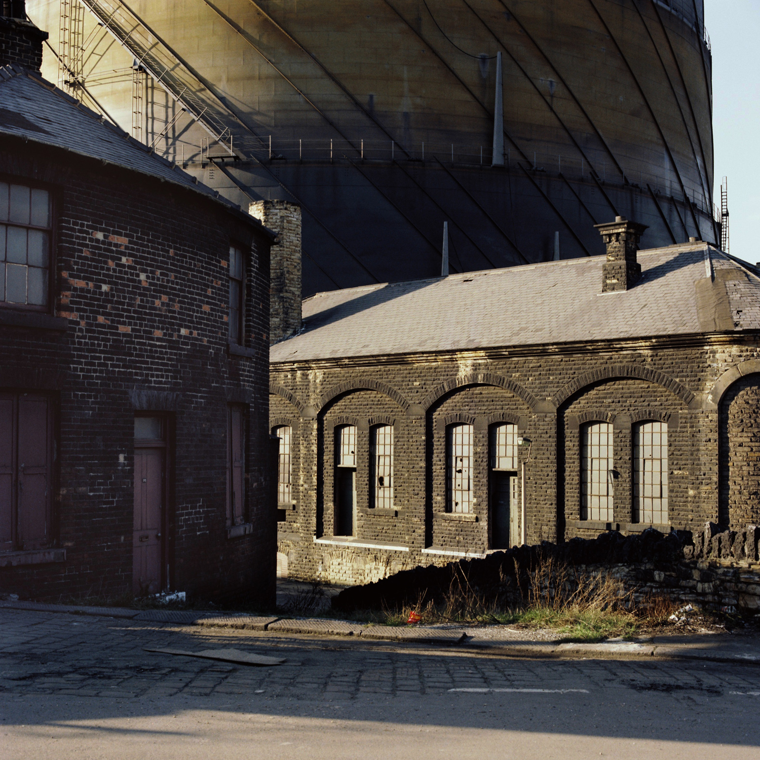 From the series A Portrait of Sheffield, 1978 © Peter Mitchell