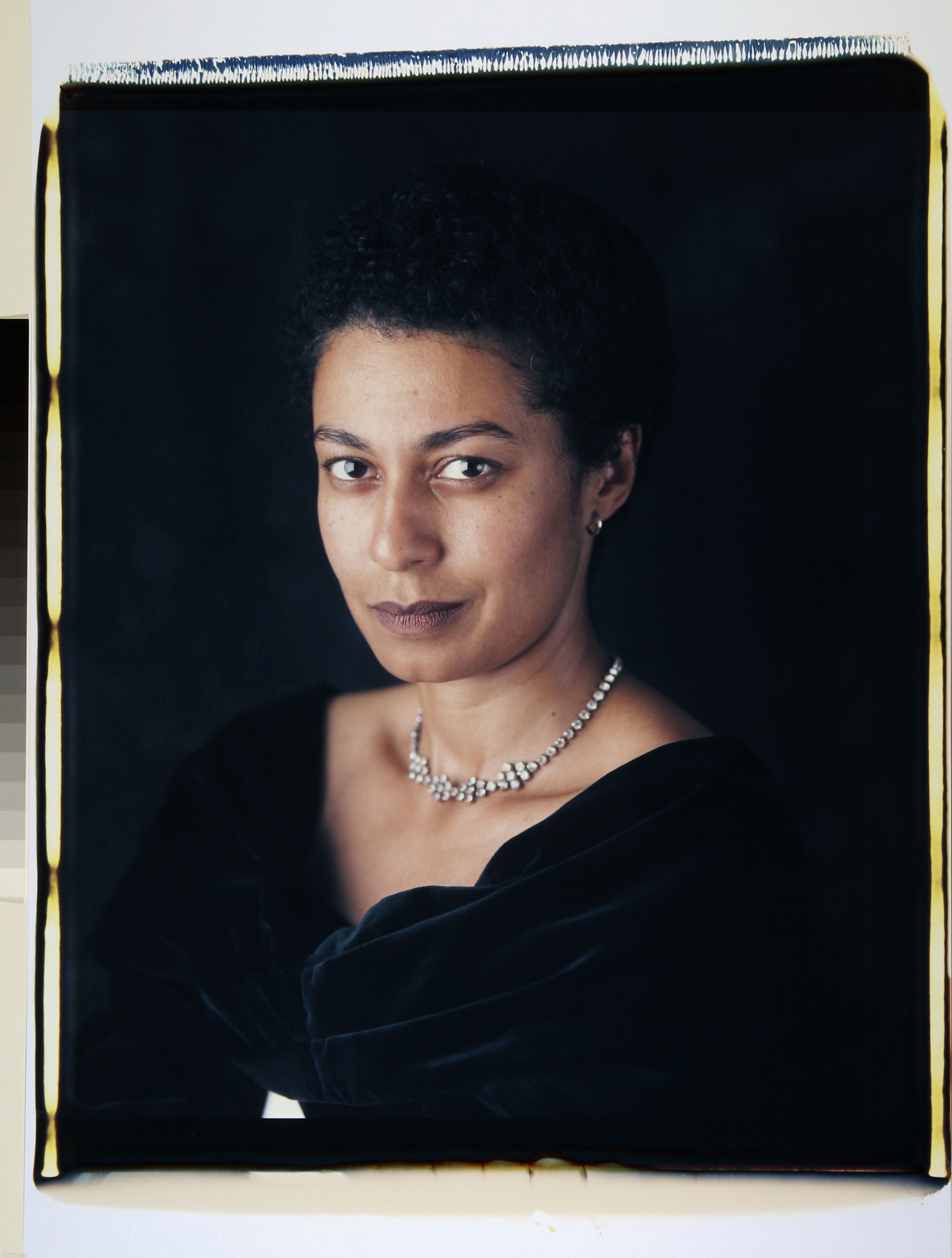 Les Bijoux IX, 2002 © Maud Sulter, courtesy the Estate of Maud Sulter