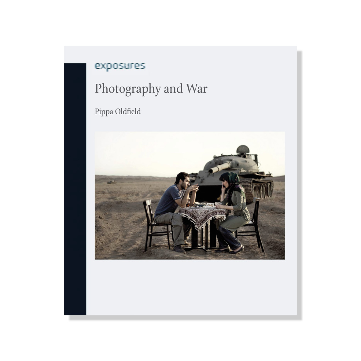 Book cover of Photography and War