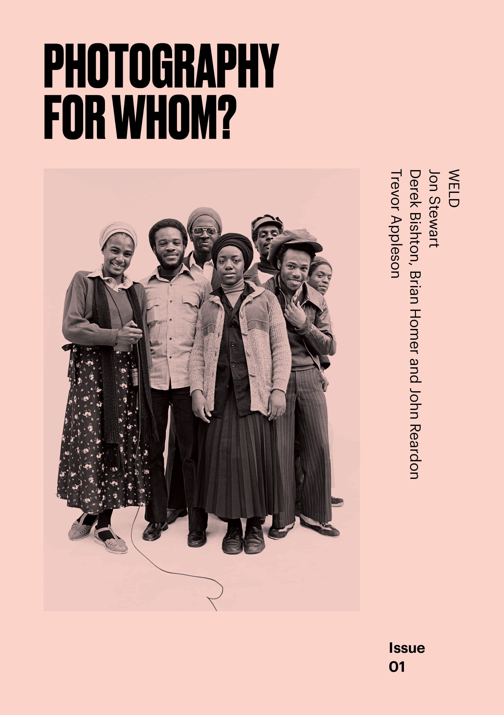 Photography for Whom? with Anthony Luvera — Impressions Gallery