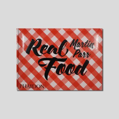 Bookcover Martin Parr Real Food