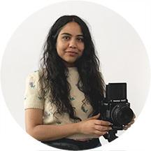Portrait of Arpita Shah