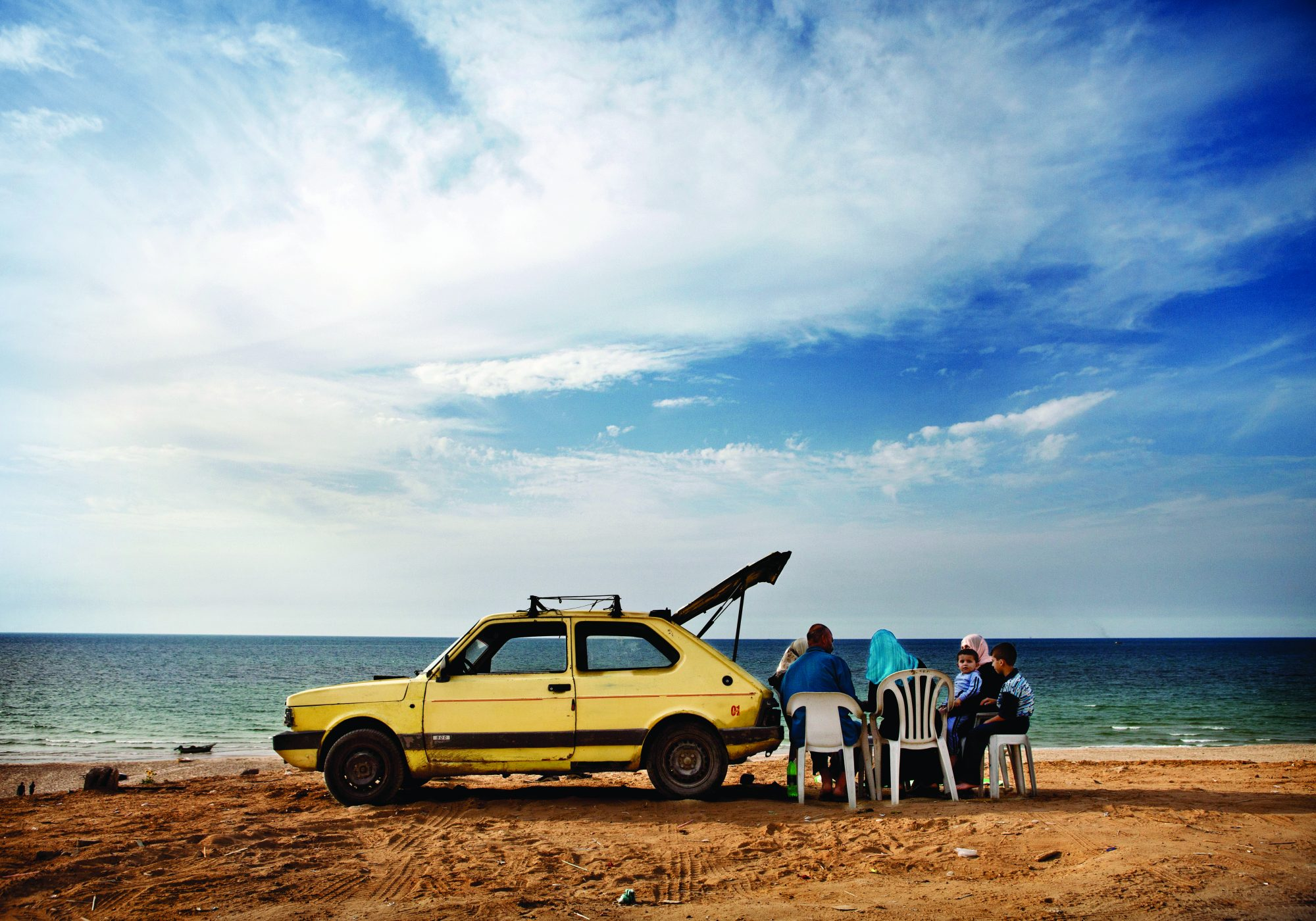 Realism in Rawiya: Photographic Stories from the Middle East — Impressions Gallery