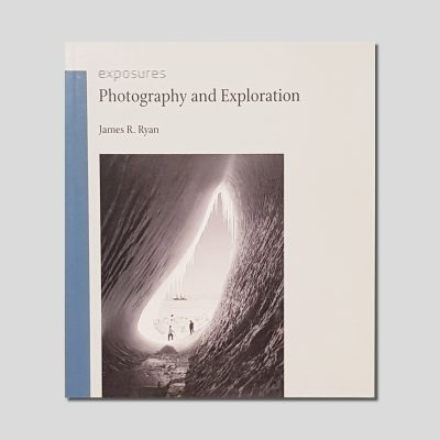 A photobook about photography and exploration