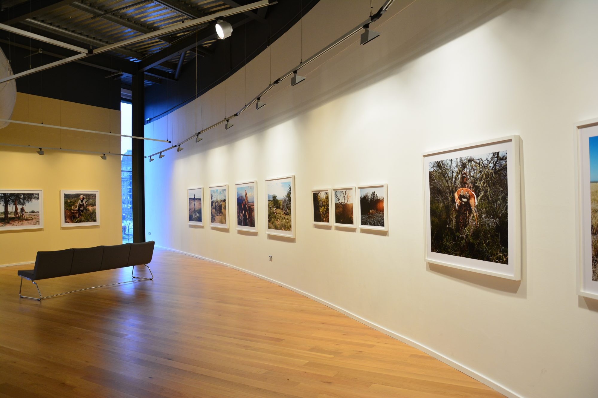 Installation View, Hunters