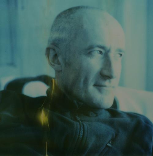 David Chancellor portrait