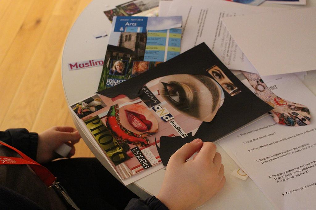 Who am I? Creative workshop: KS1 to KS2 — Impressions Gallery