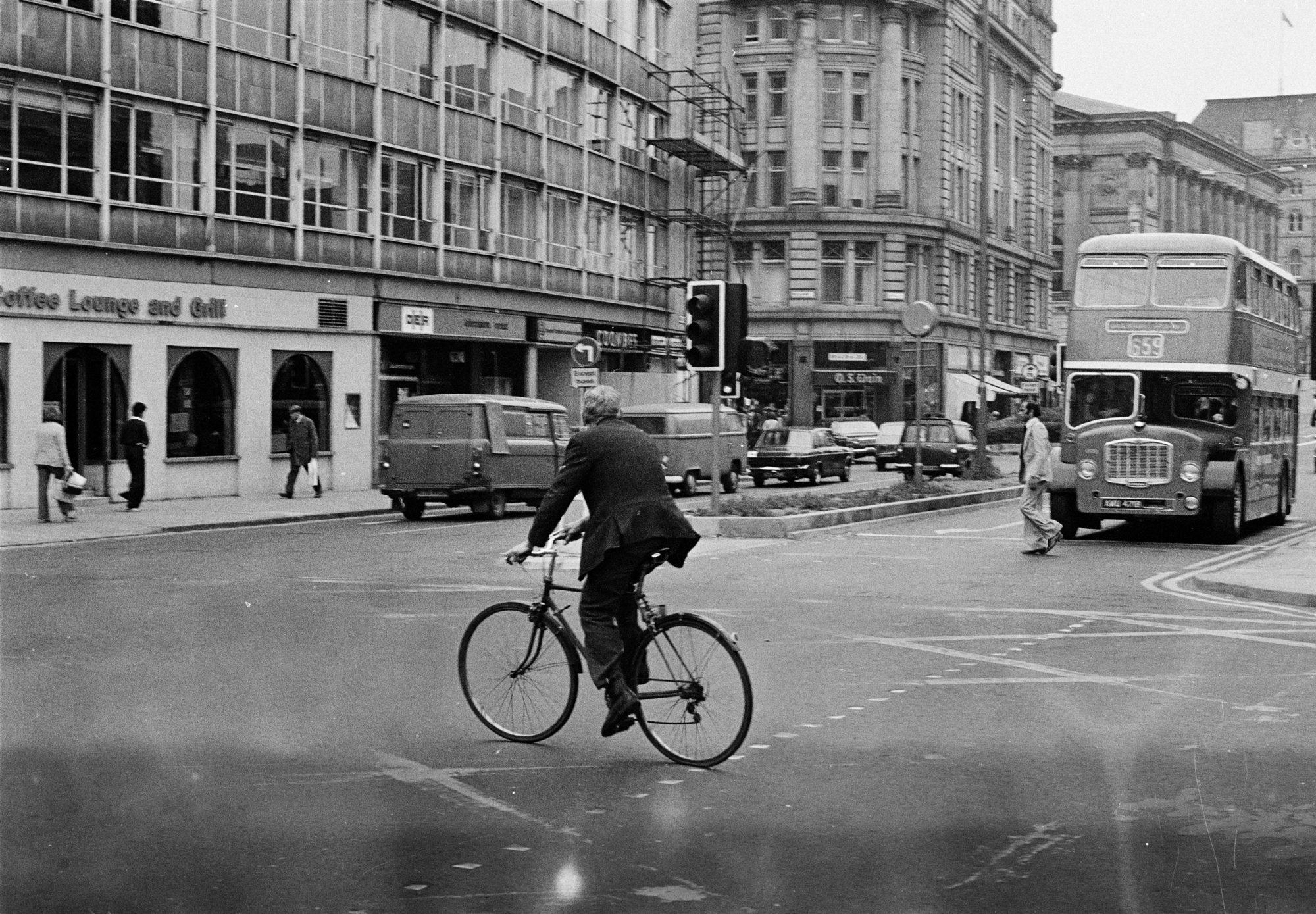 Sunbridge Road, Bradford © Paul Reas