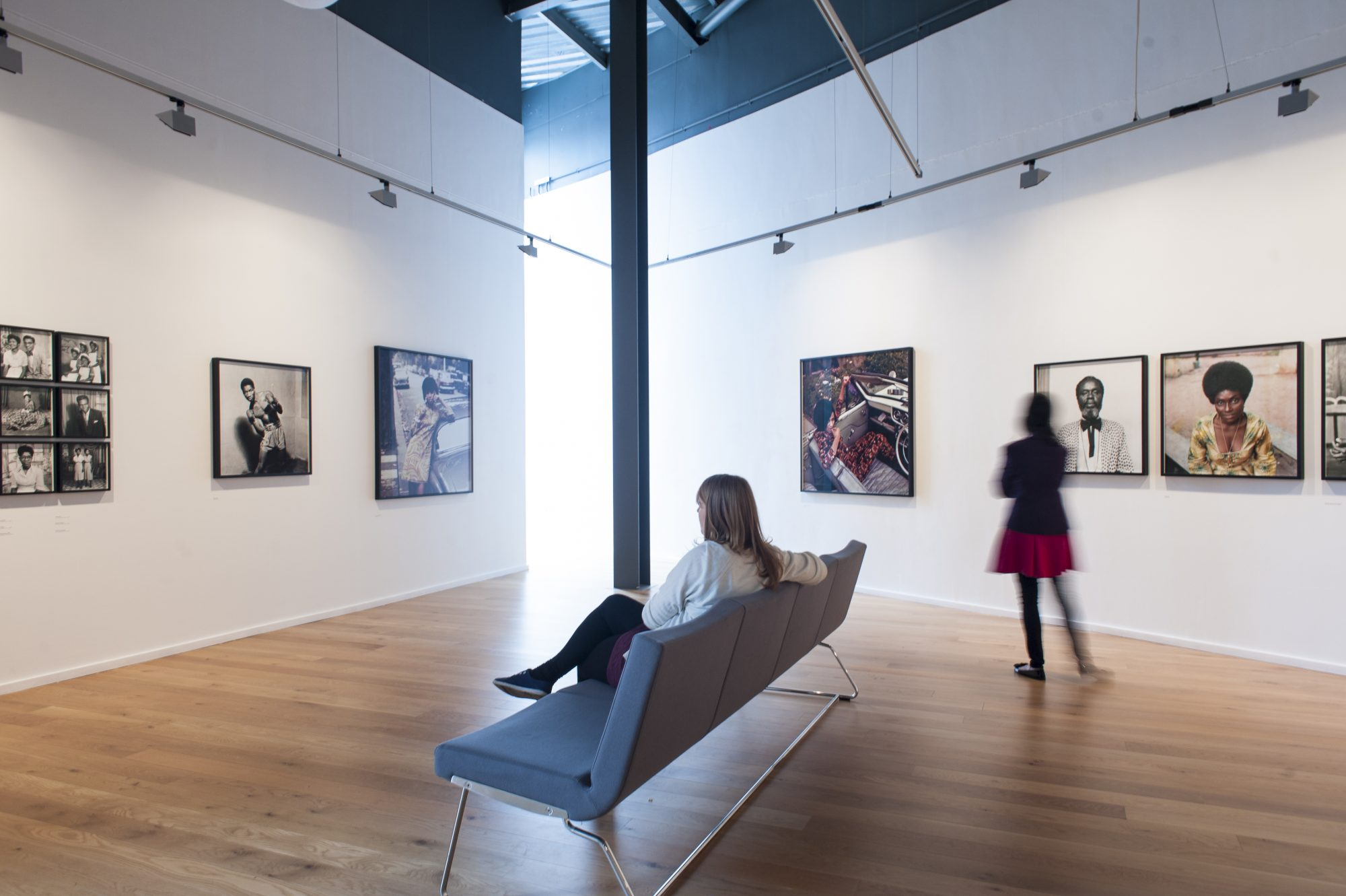 James Barnor installation image