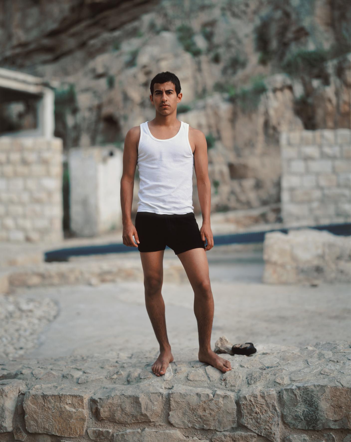 Gadi, Ein Fuar, 2010. © Yaakov Israel