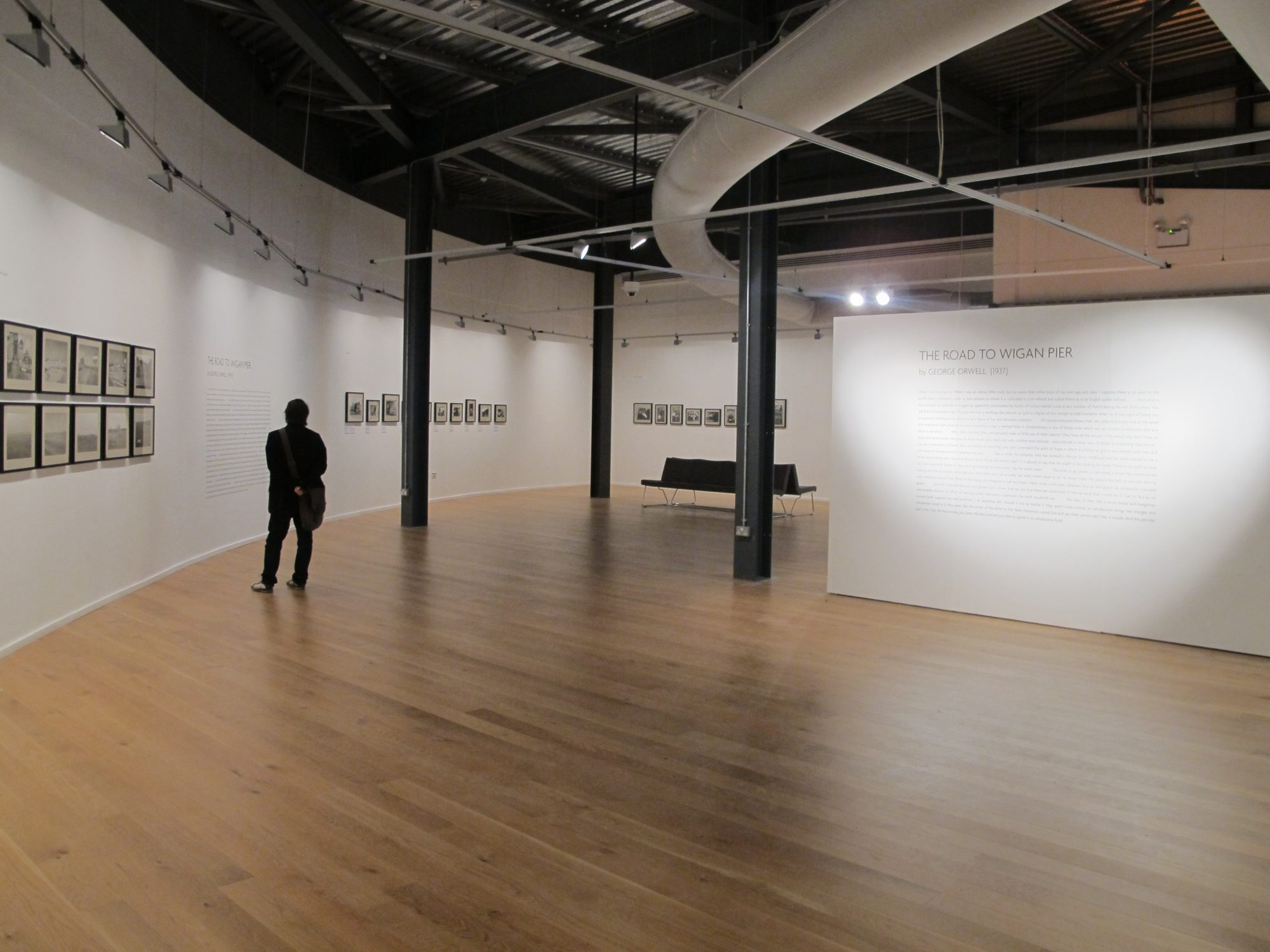Roads to Wigan Pier — Impressions Gallery