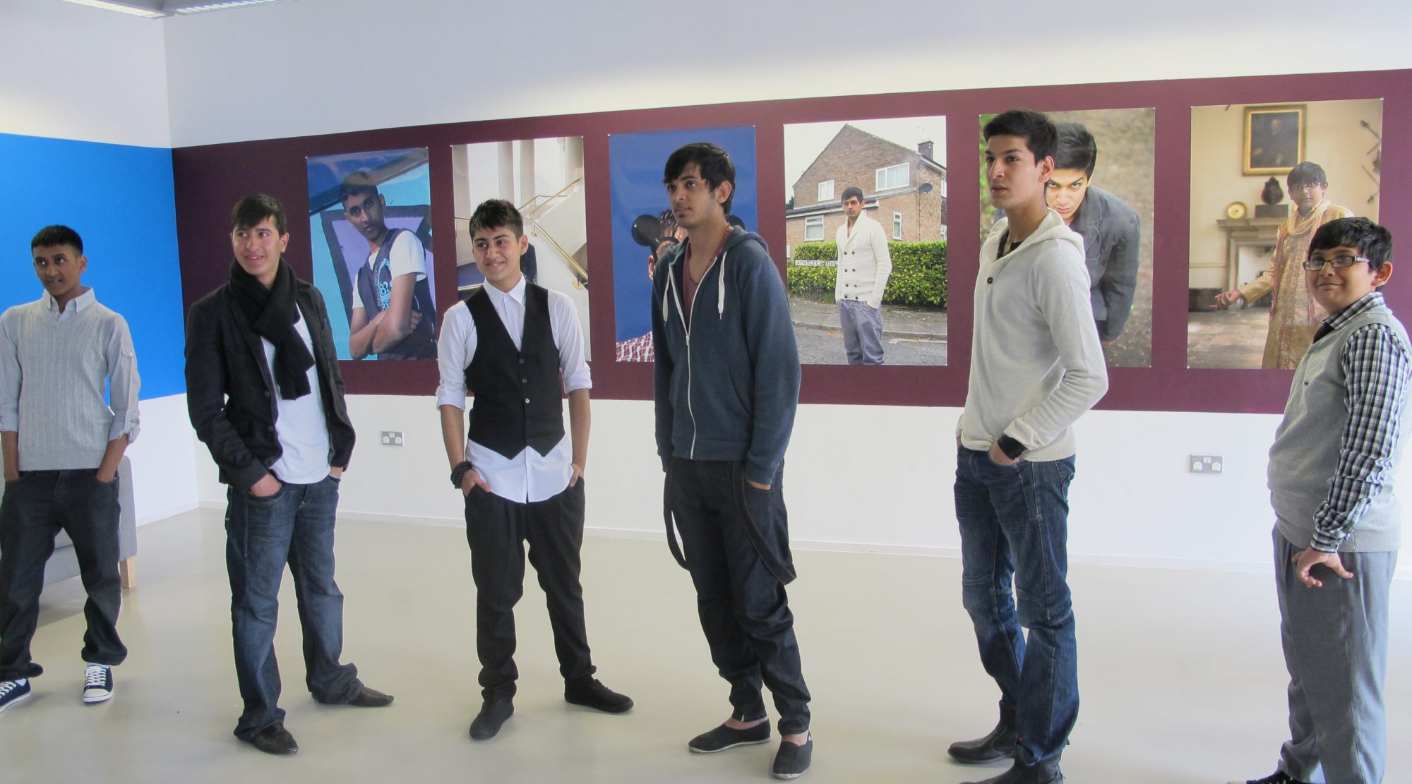 Gentlemen of Bradford — Impressions Gallery