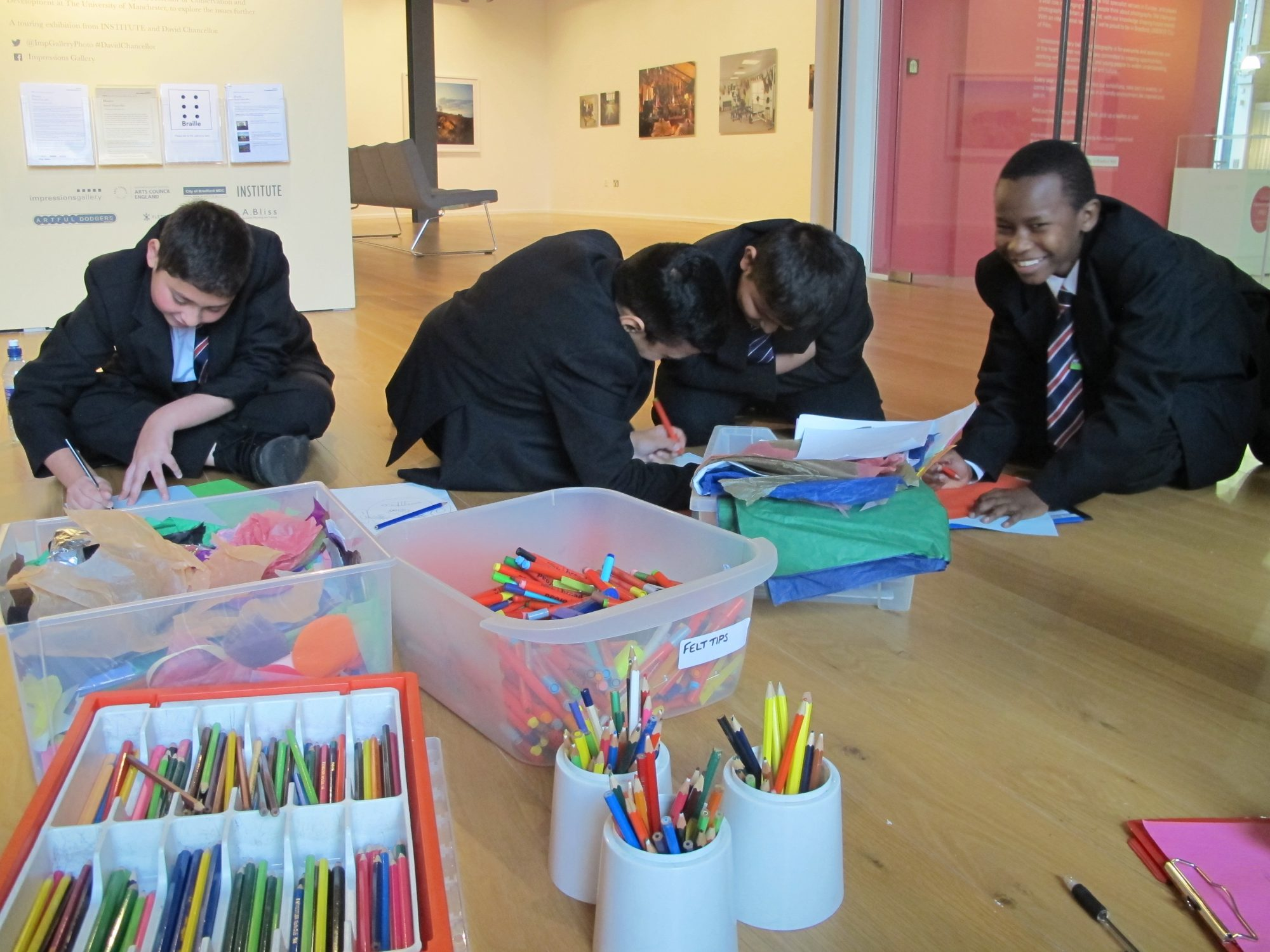 Start Education Programme — Impressions Gallery