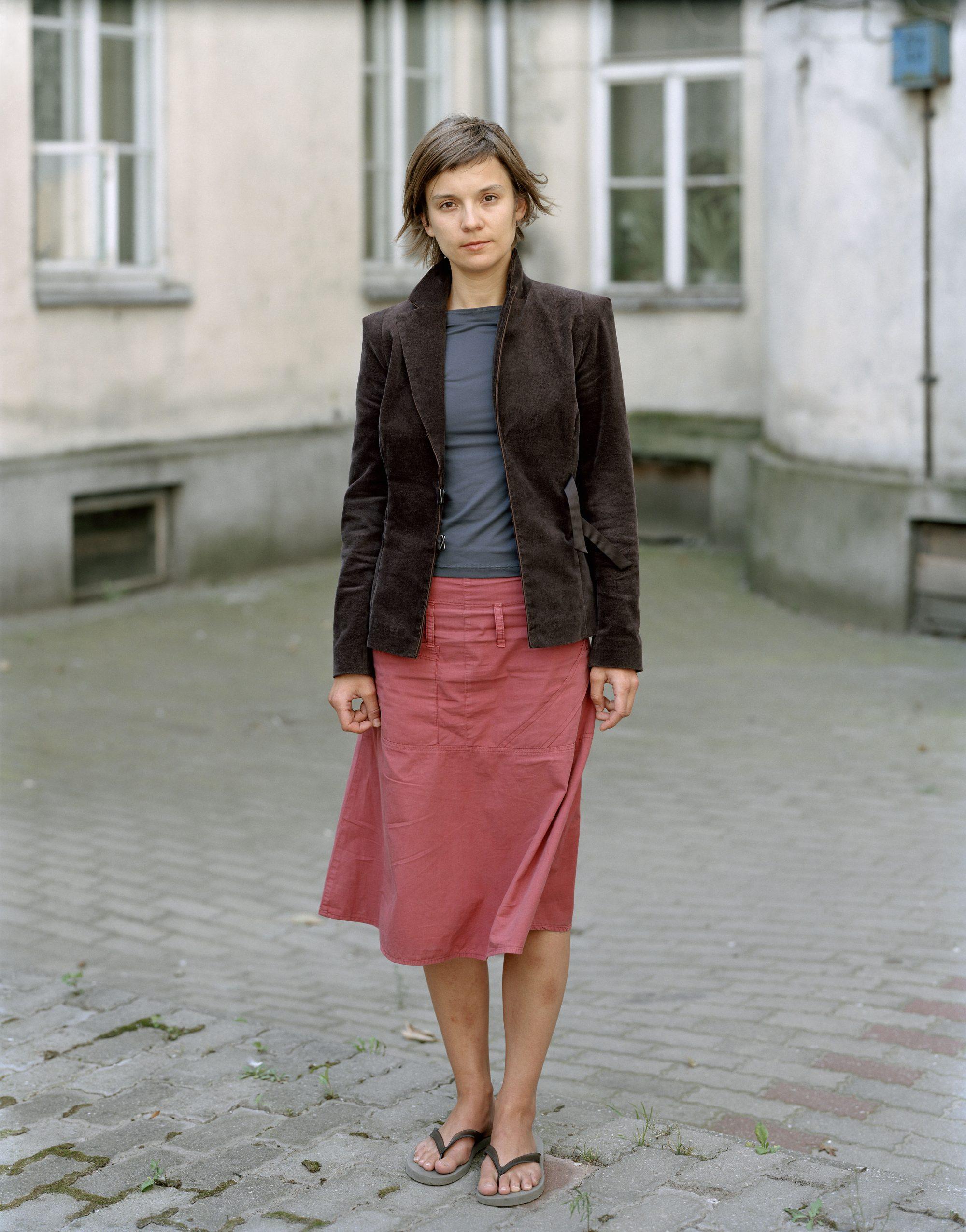 Magda. Warsaw, Poland. September 2004 © Mark Power/ Magnum Photos