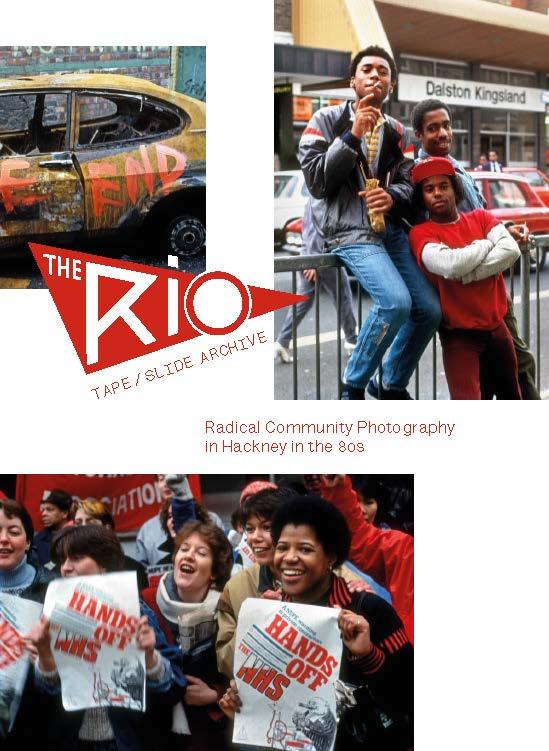 Cover of Rio Tape Slide Archive book