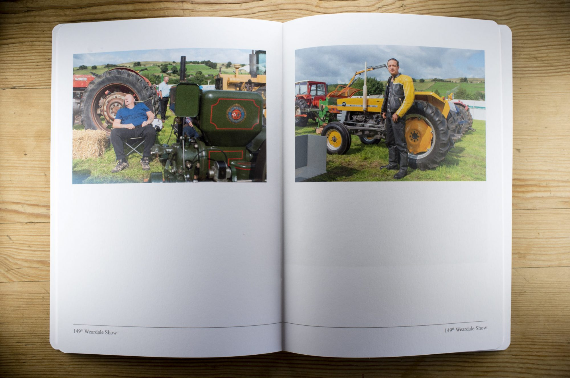 BITESIZE BOOKFAIR: Wideyed Photo Collective introduce their new book Agri[culture] — Impressions Gallery