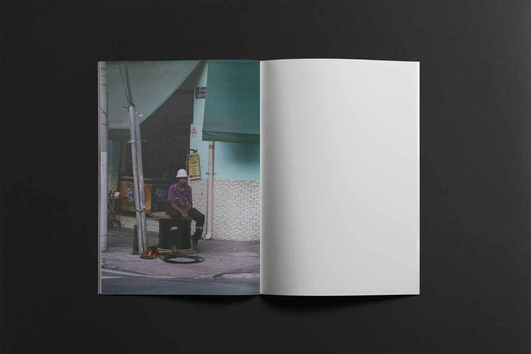 Self-published Showcase: São Paulo — Elusiva by Guillaume Ortiou-Campion — Impressions Gallery
