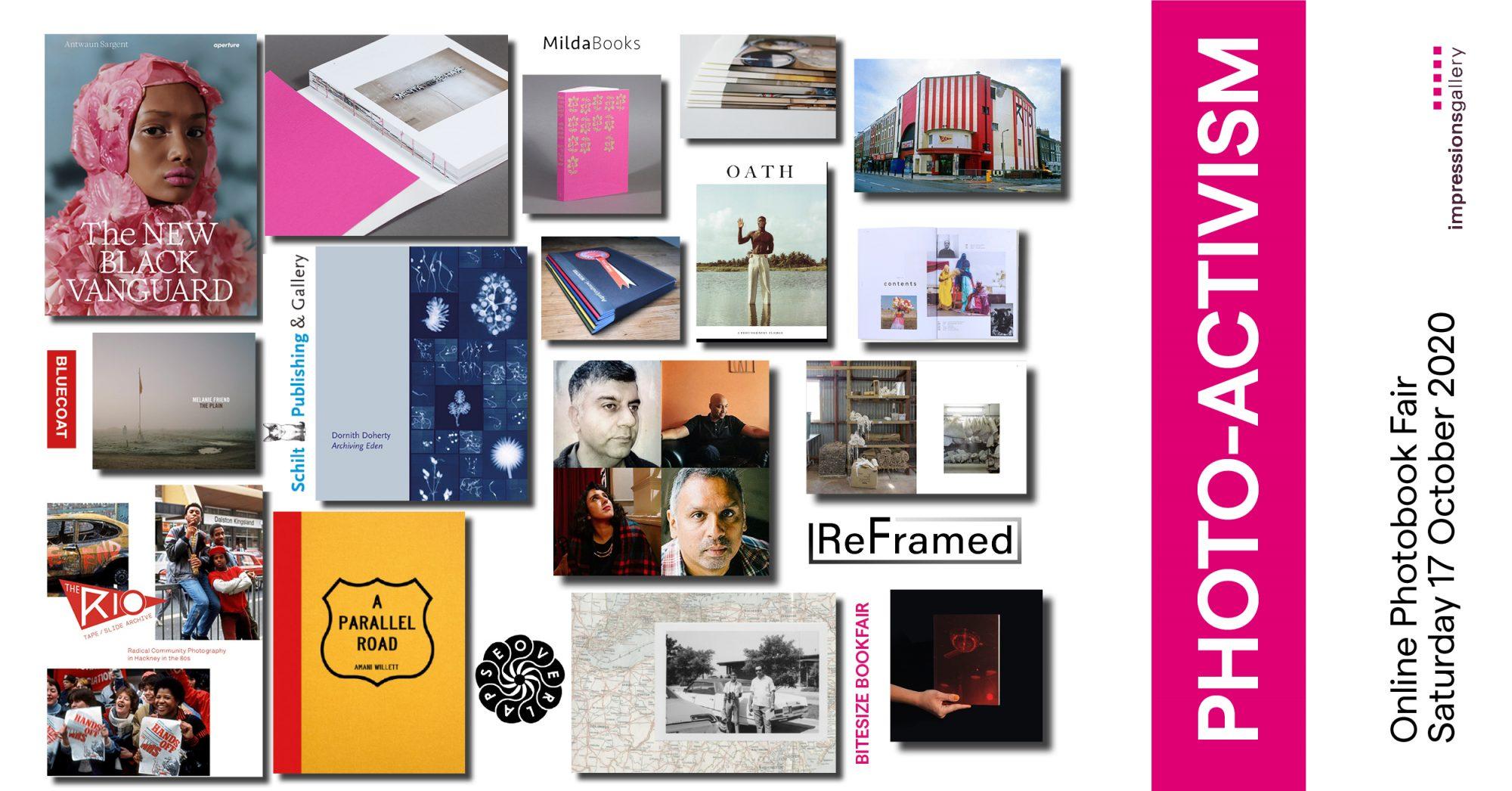 Online Photobook Fair 2020 — Impressions Gallery