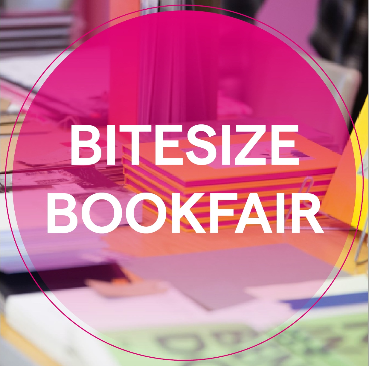 Bitesize Bookfair on Instagram Live — Impressions Gallery