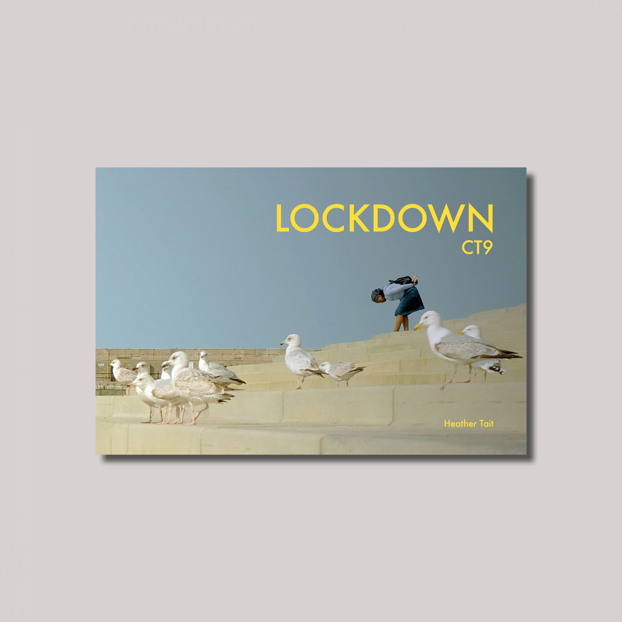 Self-published Showcase: Lockdown CT9 by Heather Tait — Impressions Gallery