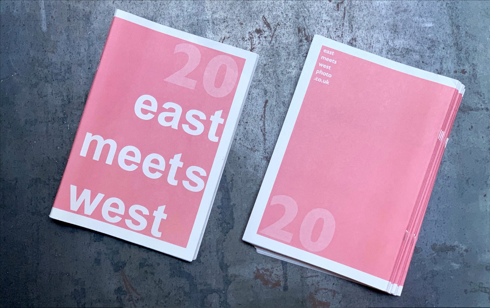Self-published Showcase: East Meets West — Impressions Gallery