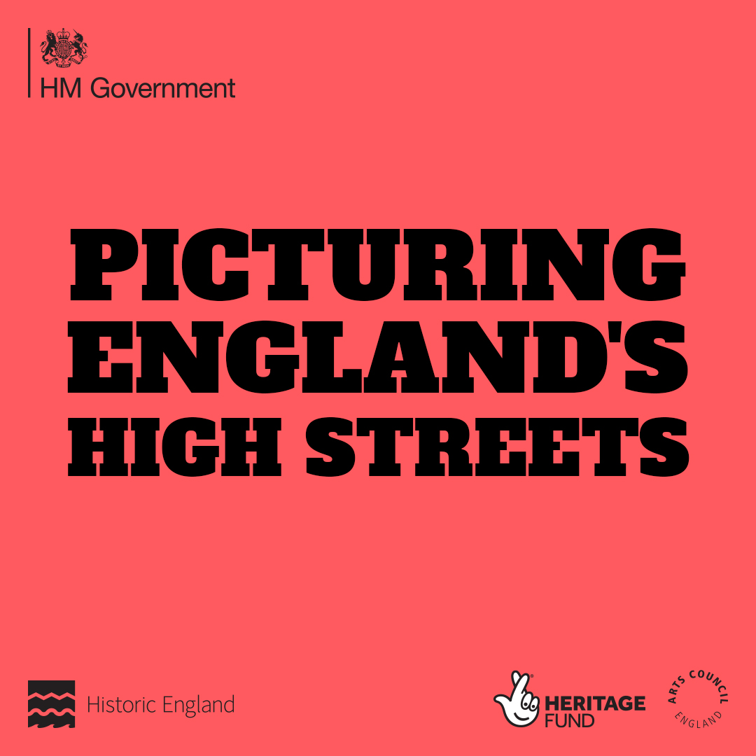 Open Call for photographers – Picturing England's High Streets — Impressions Gallery