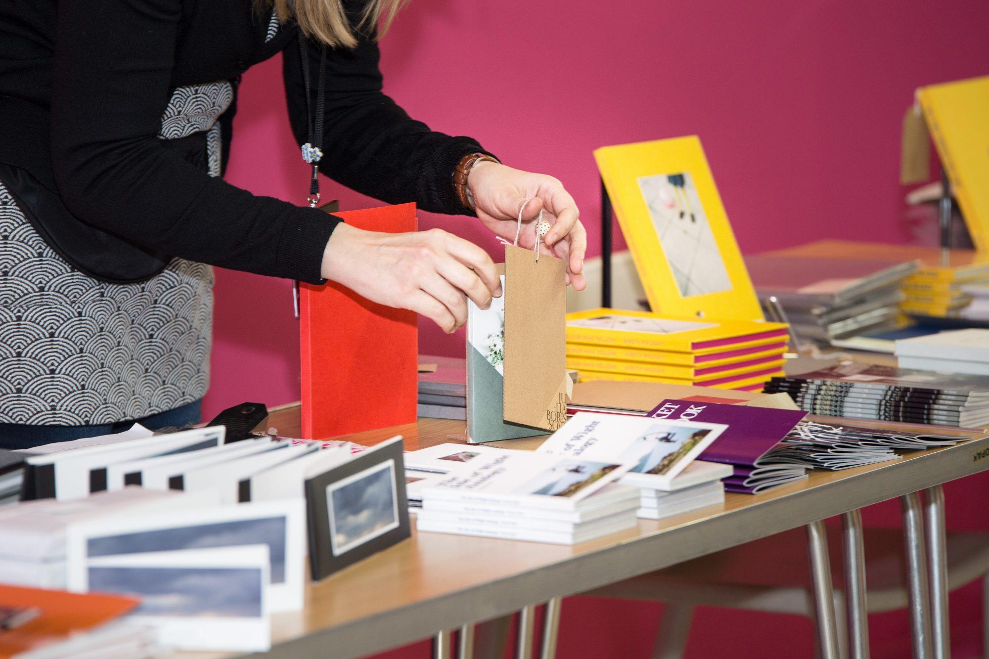 Bookshop — Impressions Gallery